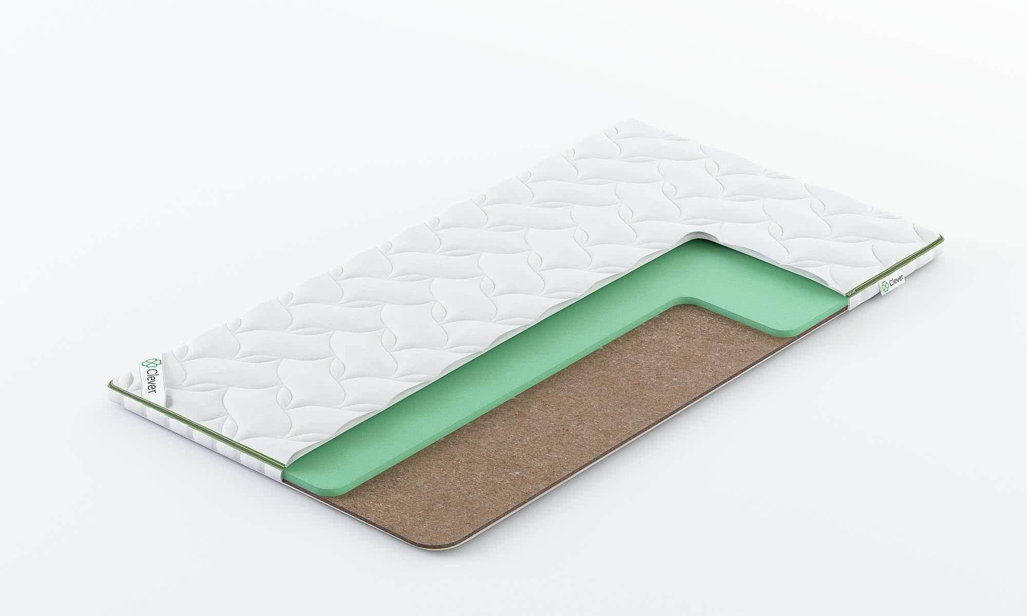 Топпер Clever FoamTop Hard