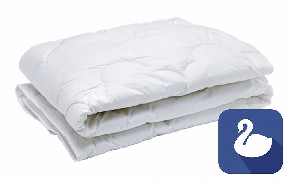 Одеяло КДМ - Family Лебяжий пух, облегченное
