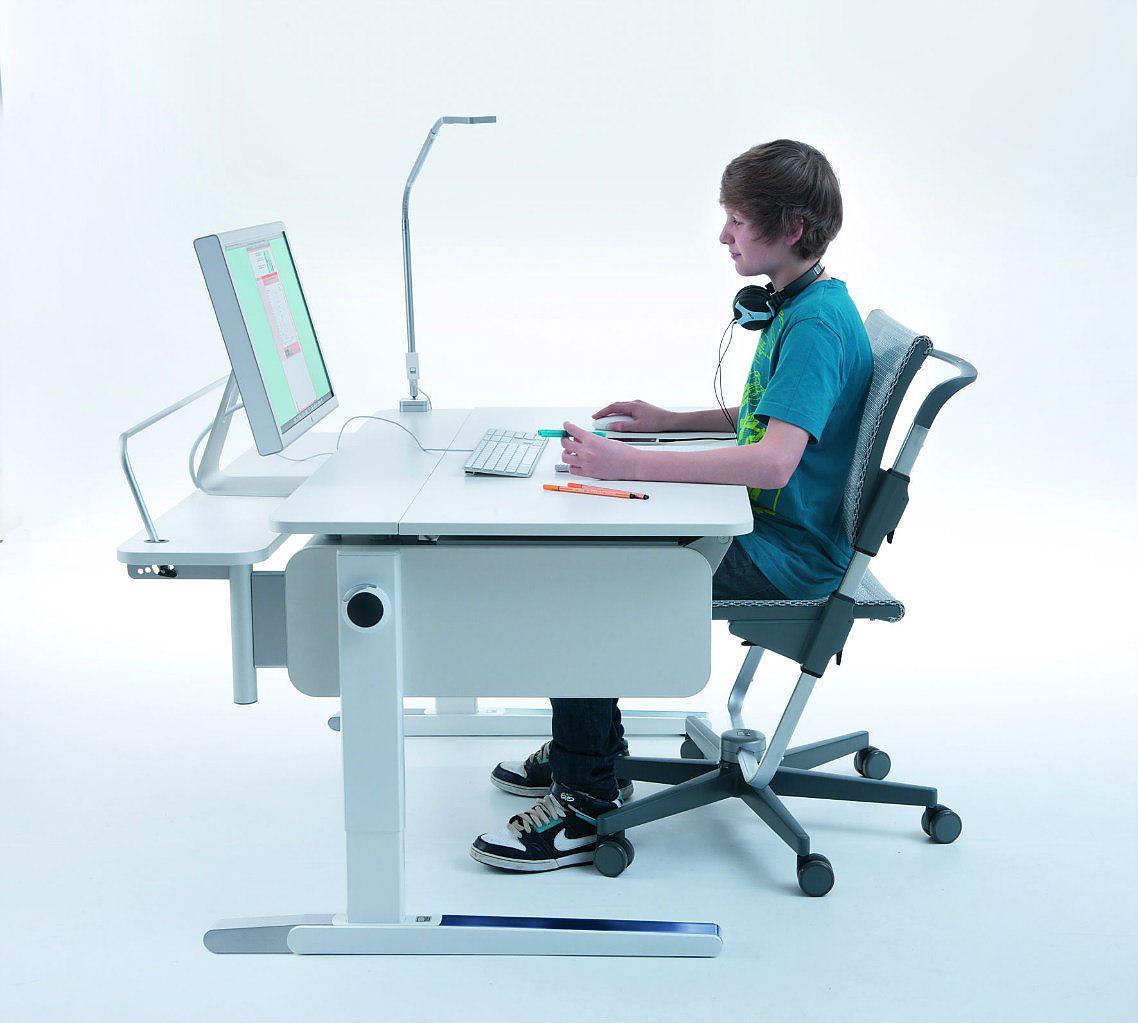 Стол компьютерный эргономичный своими руками 20