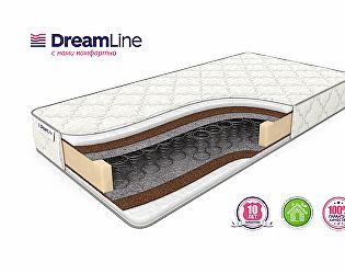 Матрас DreamLine Eco Hol Hard Bonnell
