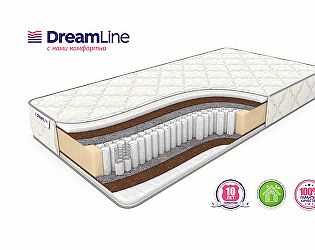 Матрас DreamLine Eco Hol Hard S1000
