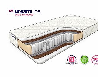 Матрас DreamLine Eco Hol Hard TFK