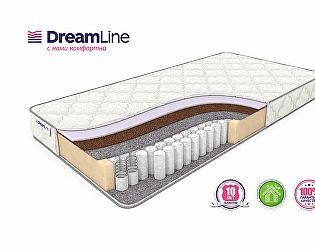 Матрас DreamLine Single Foam Hard TFK