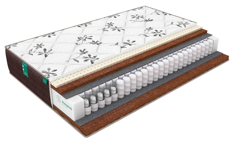 Матрас Sleeptek Duplex Soft Strong Cocos