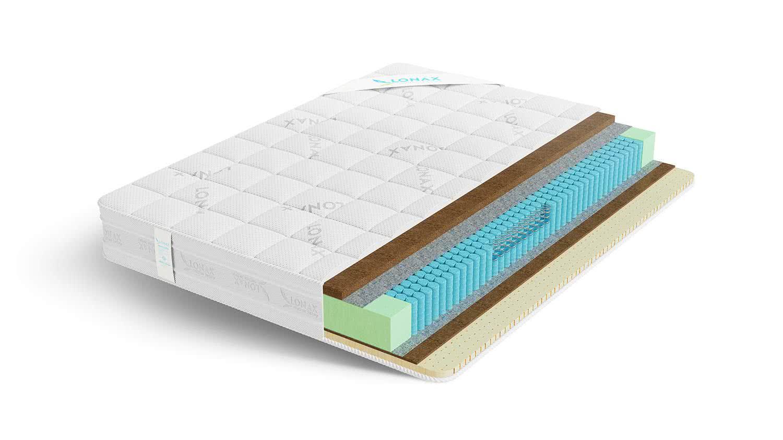 Матрас Lonax Cocos-Medium S1000