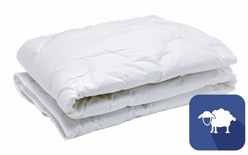 Одеяло КДМ - Family Овечья шерсть, зимнее